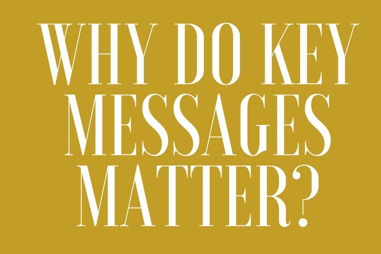 key messages matter